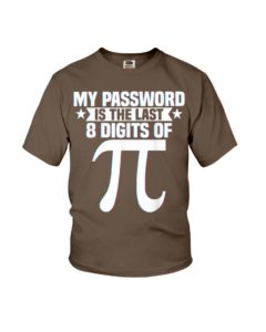 My Password T-Shirt