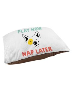 Play Now Nap Later Pet Bed