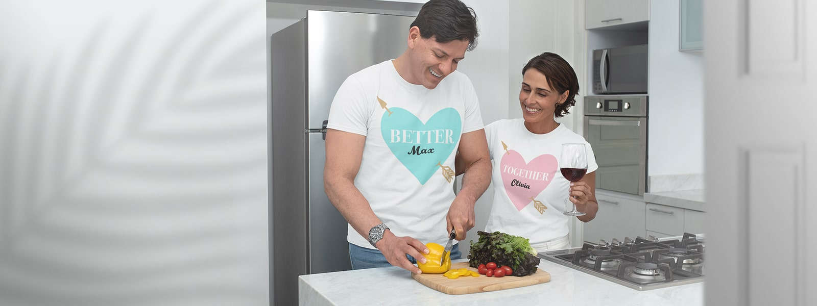 Cute Matching Couple Outfits for Valentine's Day