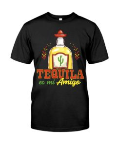 Tequila Funny T-shirt