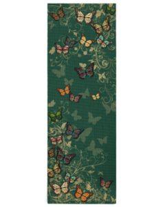 Yoga Mat Butterflies