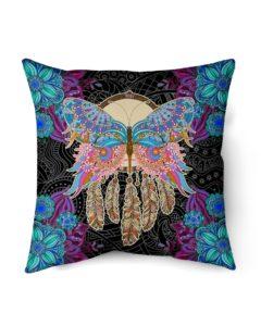 Yoga Pillow Butterfly