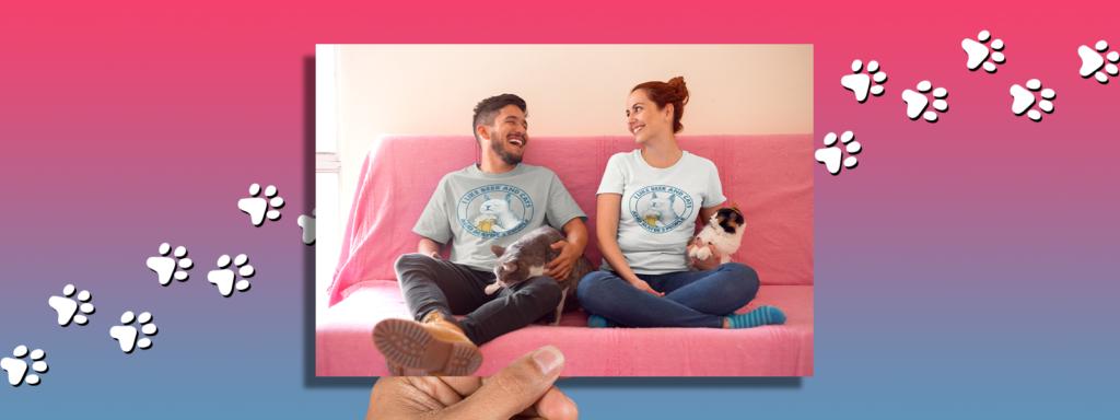Honest Cat T-Shirts on TeeF1