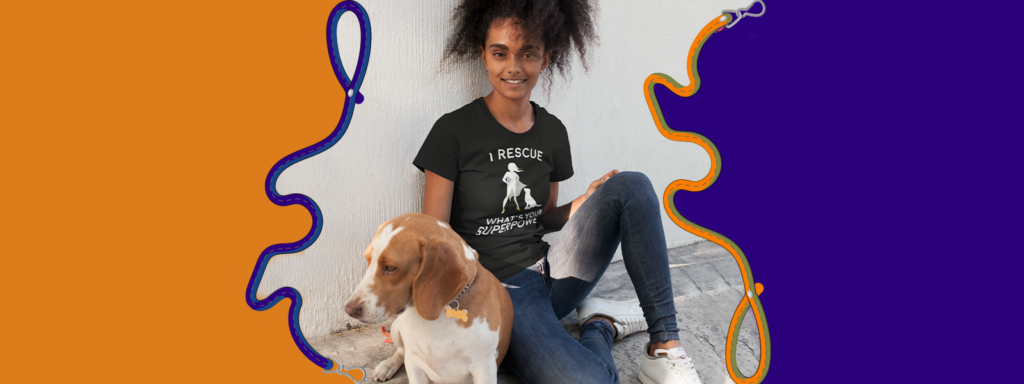 Animal Rescue Shirts for Pet Lovers