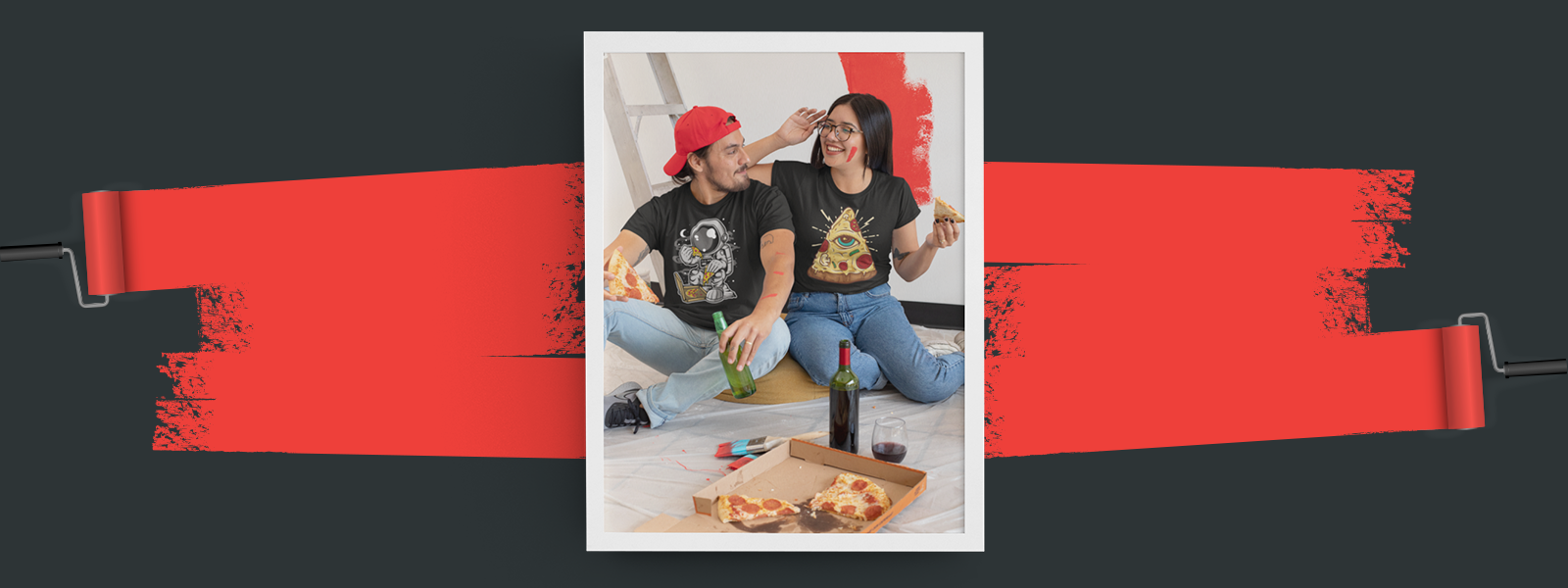Best Gifts for Foodies, The Pizza Shirts Edition