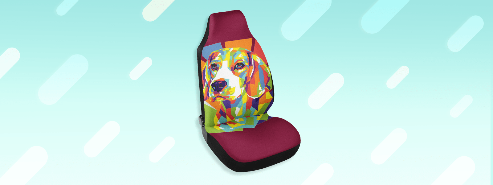 New Product! 3 Uses for Custom Car Seat Covers