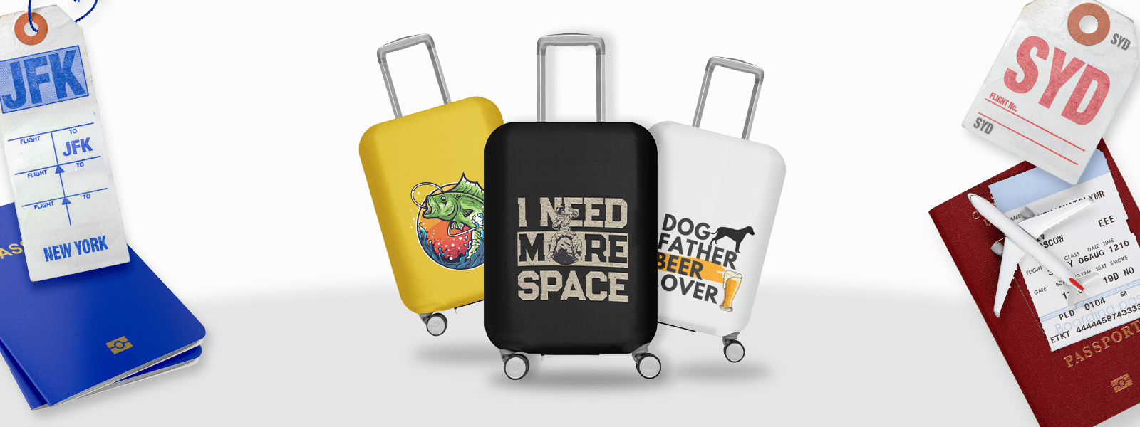 New Products! Best Luggage Covers for Travel